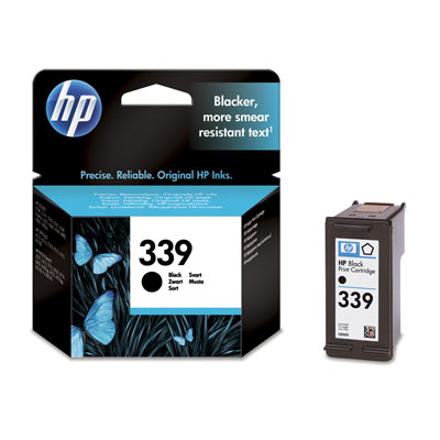 Cartus original inkjet HP C8767EE, nr.339, negru, for 5740/6520