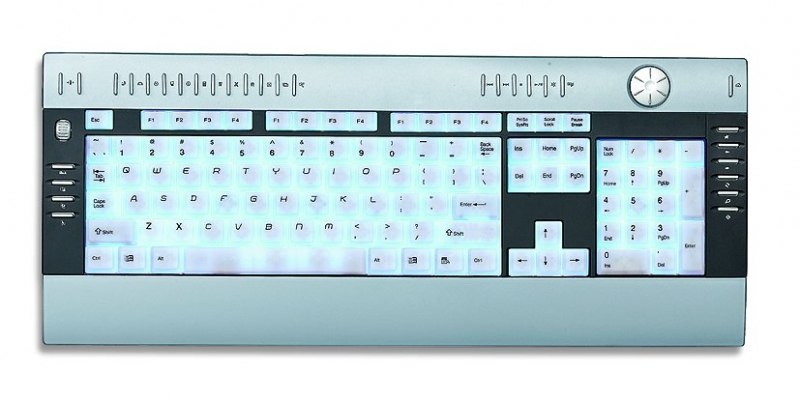 Tastatura GEMBIRD KB-9140L USB-BackLight-Multimedia
