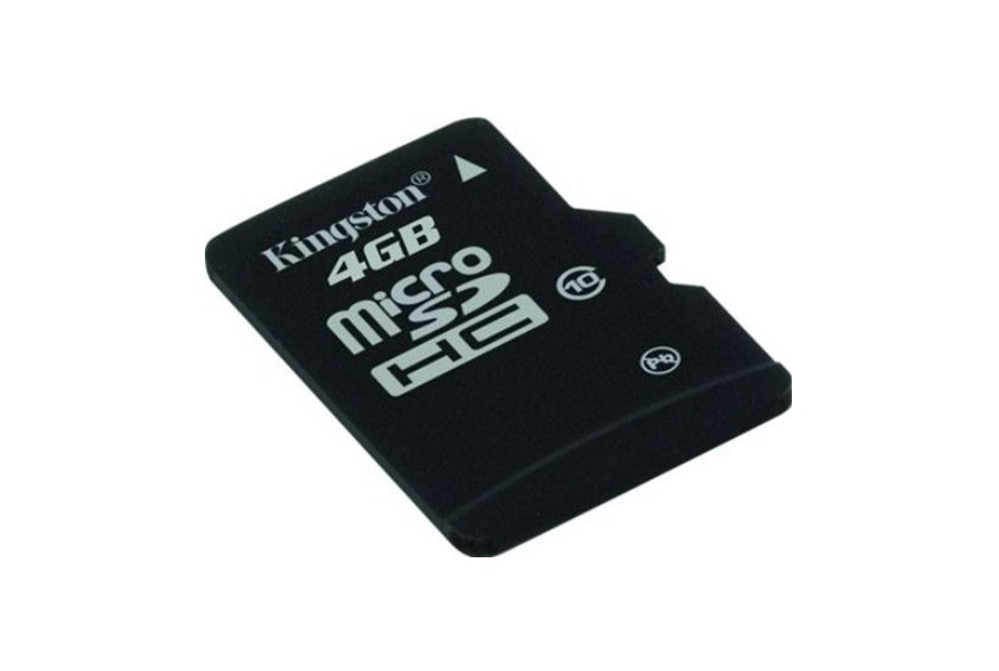Micro SD Kingston 4GB class10 SDC10/4GBSP , fara adaptor SD