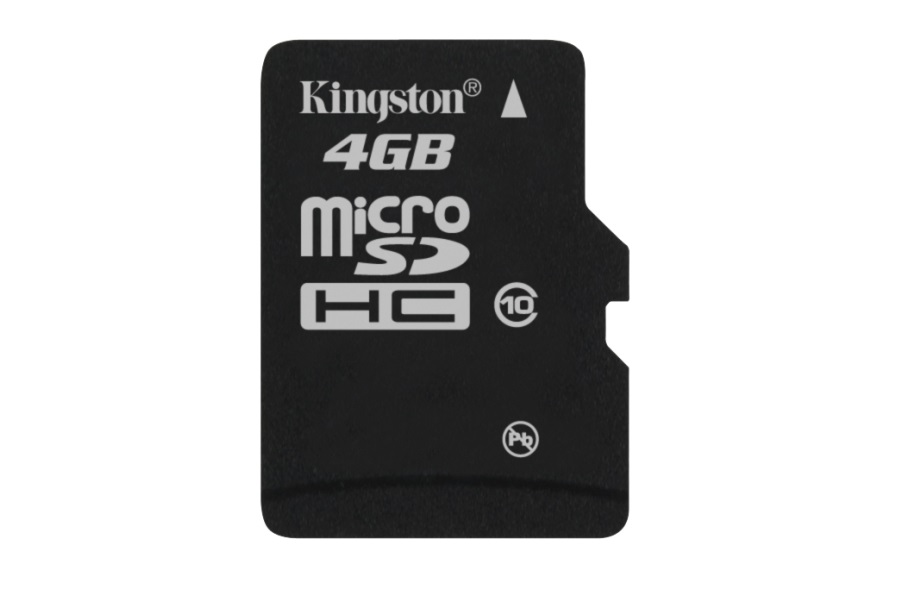 Micro SD Kingston 4GB class10 SDC10/4GB , cu adaptor SD