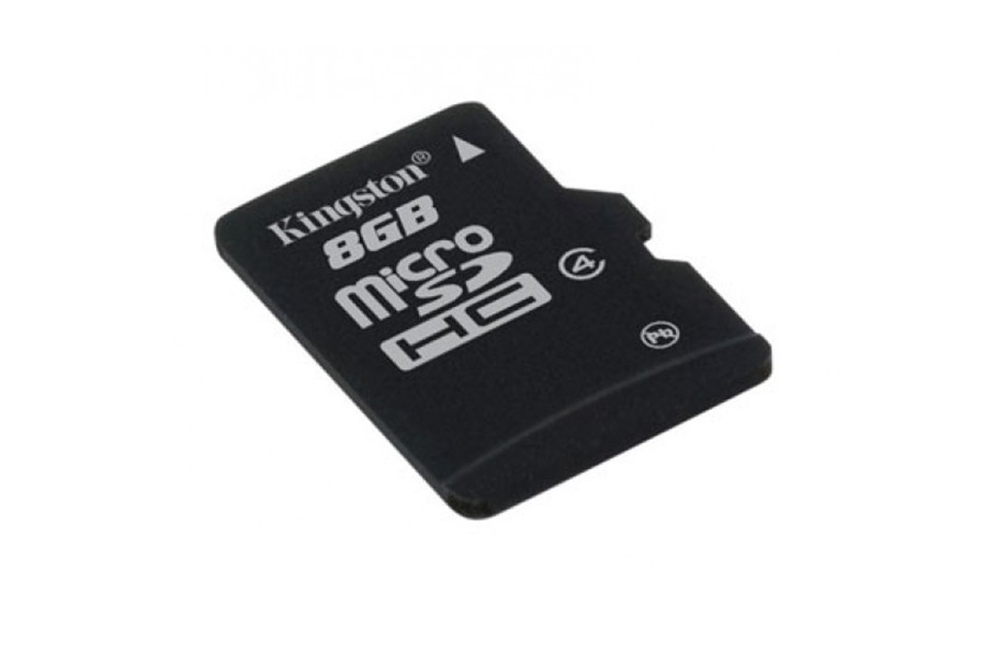 Micro SD Kingston 8GB class4 SDC4/8GBSP , fara adaptor SD