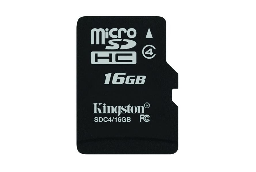 Micro SD Kingston 16GB class4 SDC4/16GBSP , fara adaptor SD