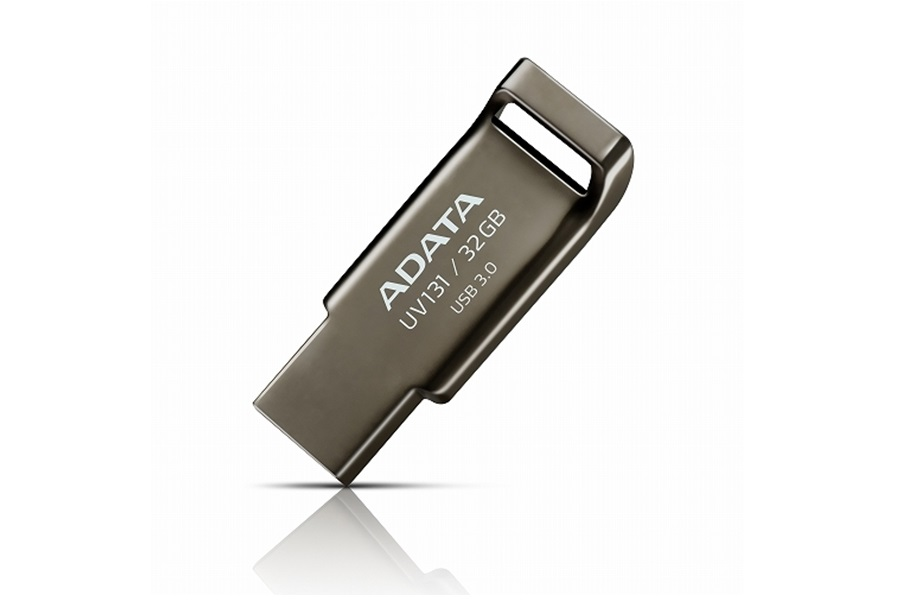 USB stick A-Data 32GB UV131 , negru 3.0 metal AUV131-32G-RGY
