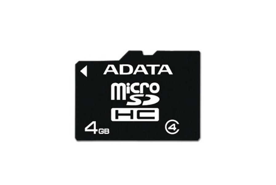 Micro SD A-Data  4GB class4 AUSDH4GCL4-R , fara adaptor SD
