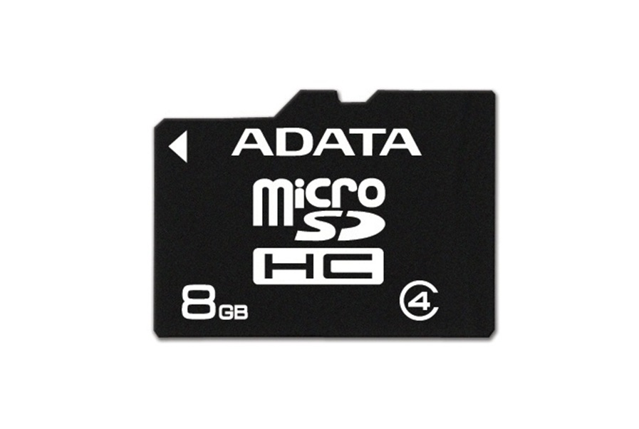 Micro SD A-Data  8GB class4 AUSDH8GCL4-R , fara adaptor SD