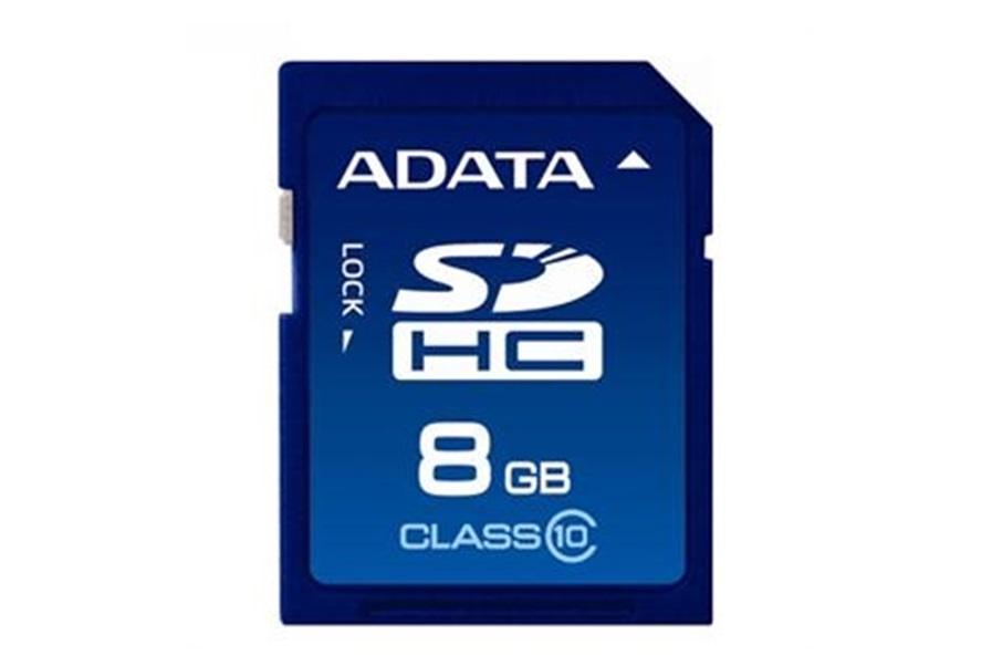 Secure Digital SDHC A-Data  8GB class10 ASDH8GUICL10-R