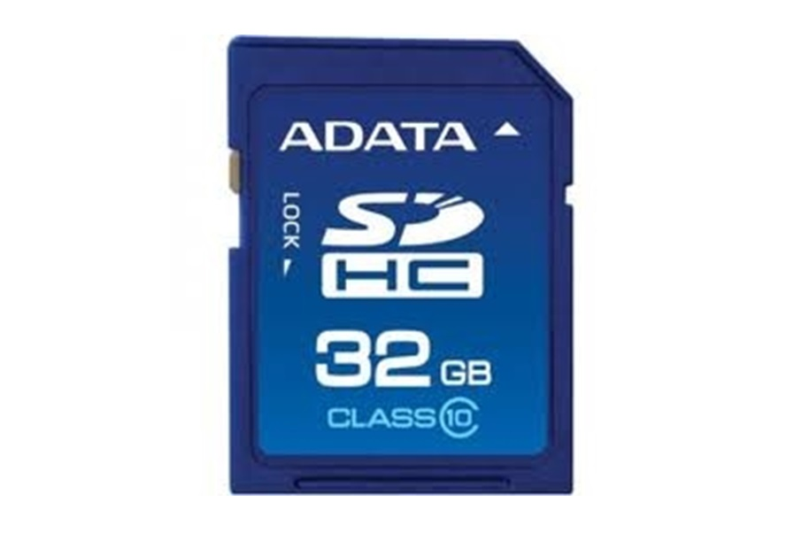 Secure Digital SDHC A-Data 32GB class10 ASDH32GUICL10-R