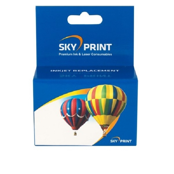 Cartus Sky Print compatibil Canon CLI551XL-Y cerneala yellow 15 ml