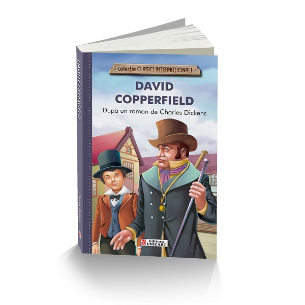 Colectia clasici internationali - David Copperfield, Unicart