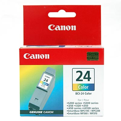 Cartus Canon BCI24C,color.for S300