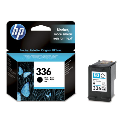 Cartus original inkjet HP C9362EE, nr.336, negru, 5ml